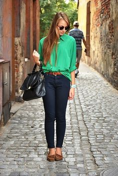 green- want to find something like this for st pattys day!