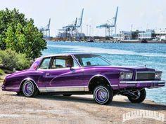 1978 Chevrolet Monte Carlo - Lowrider Magazine