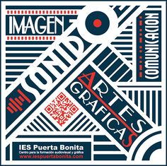 Design for Screen Printing by Daniel del Ama, via Behance