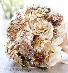 Bridal Bouquets - out of the flower box