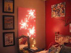How To: Make a Glittering Lightscape 