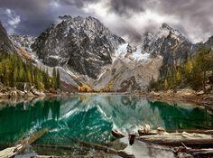 HyperActiveX: Hiking/Backpacking The Enchantments, WA