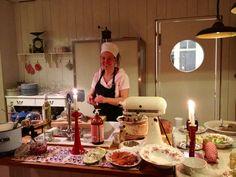 Christmas dinner at @husmorlisa s place. #swedishfood #typicalswedish