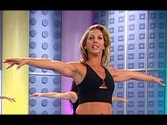 Denise Austin Ballet Dance - 15 minute Workout Video on Youtube