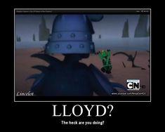 Lloyd demotivator by Lincelot1 on deviantART