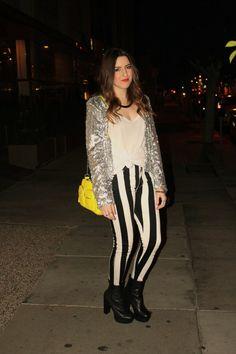 Karen Kane jacket ;)