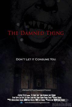 WATCH the New Trailer for Texas Filmmaker Derrick Granado's Mystery Horror 'The Damned Thing' - TRAILER & DETAILS on HorrorBug: http://wp.me/p252Dk-3Vg