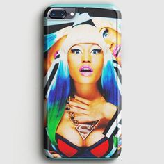 Nicki Minaj Anaconda iPhone 8 Plus Case
