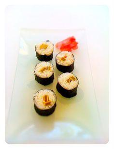 Only Recipes, by Alessandra Zecchini © Rice Rolls, Vegetarian Recipes, Healthy Recipes, Asian Recipes, Ethnic Recipes, Sushi Rolls, Canapes, Avocado Egg, Sashimi