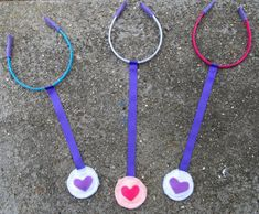A little more fun for the big party festivities tomorrow. Doc headband stethoscopes and band-aid boxes to help give the stuffed animals at. Doc Mcstuffins Birthday Party, 6th Birthday Parties, 3rd Birthday, Birthday Ideas, Girl Parties, Little Girl Birthday, Bday Girl, Invitation, Invites