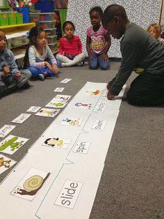 Chalk Talk: A Kindergarten Blog: force and motion