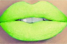 Lips Green