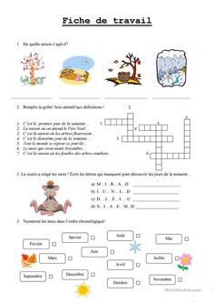 Learn French the Easy Way French Teaching Resources, Teaching French, French Language Lessons, French Lessons, French Basics, Calendar Activities, French Worksheets, French Kids, Core French