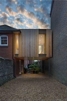 Austen House par Adam Knibb Architects