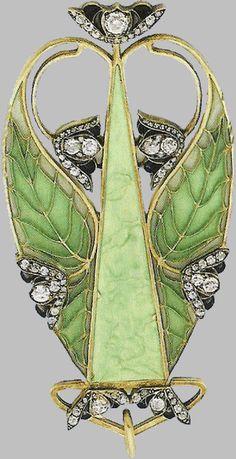 <3 René Lalique Pendant
