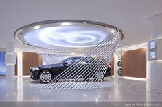 BMW Brand Store in Paris Showroom 02