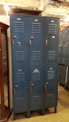 brooklyn blue lockers big reuse