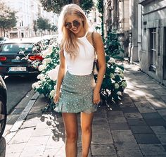 27 Awesome Spring Outfits Ideas for Women Trending Right Now Cute Summer Outfits Awesome Ideas outfits spring Trending women Spring Outfits Women, Cute Summer Outfits, Summer Clothes, Summer Holiday Clothes, Summer Outfits For Vacation, Womens Fashion Outfits, Hawaii Outfits, Clothes 2018, Womens Summer Shoes