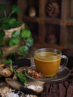 Indonesian Desserts, Indonesian Food, Indonesian Recipes, Non Alcoholic Drinks, Beverages, Homemade Spices, Cooking Classes, Drinking Tea, Natural Remedies