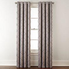 Buy Studio Luna Grommet Top Blackout Curtain Panel Today At