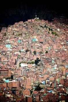 BOLIVIA - La Paz (administrative capital)