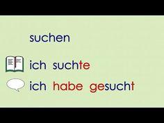 Deutsch lernen Grammatik 12: ich war, ich hatte ... - YouTube