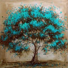 I love tree art and this one has depth, passion and substance. Hand Painted Modern Tree Art Decoration Oil Painting On Canvas Landsacpe Wall Pictures For Living Room Decor Oil Painting On Canvas, Abstract Paintings, Canvas Art, Paintings Of Trees, Acrylic Painting Trees, Tree Canvas, Diy Painting, Paintings On Canvas, Tree Of Life Painting