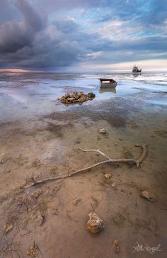 Out to Sea by Alex Rengel on 500px #fotografia #photography #fineart #nature #naturaleza #landscape