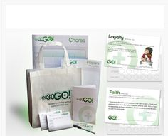 102030 Go! Review and Giveaway (Kids New Years Resolution to Parents)