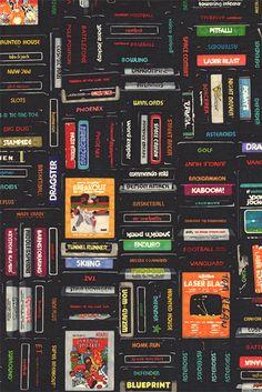 Atari memories.
