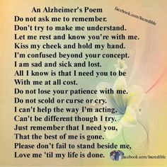 quote about dementia - Google Search