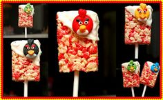 PARTY LIKE AN ANGRY BIRD!!!