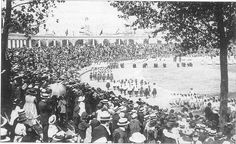 1920 Summer Olympic Opening Ceremony - Antwerp