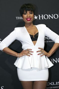 Jennifer Hudson - Bold Fashion