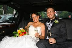 Hire our special wedding limos in Sacramento for your 'BIG DAY.'