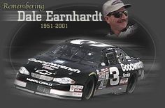 Dale Earnhart the Intimadator