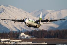 Lockheed L-100-30 Hercules (L-382G) aircraft picture