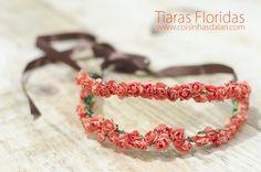 #casamentonapraia #damadehonra #headband #coroadeflores #tiaradeflores