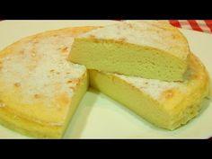 Recetas de cocina con sabor tradicional: Receta fácil de pastel de queso esponjoso