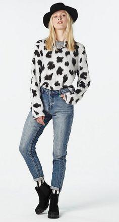 #sweaterweather #sweater #knitwear #fashion #trend #Cheapmonday #wehkamp
