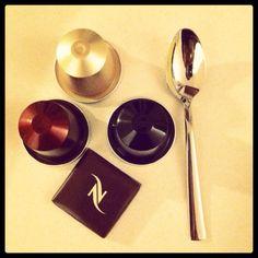 Nespresso....ristretto tastes better with the complete nespresso line!!