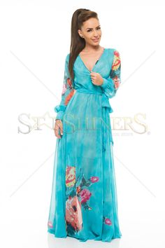 PrettyGirl Blade Blue Dress