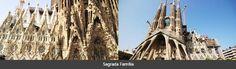 """Barcelona - Basílica de La Sagrada Família: É a maior e mais importante obra do arquiteto e tem uma dimensão absurda. Agora, duas dicas. Primeiro: sim, ela ainda está em construção, então não vá dar o vexame de chegar lá (como já vi pessoas fazerem) dizendo: """"Nossa que pena, ela é linda, mas está em reforma"""". Gaudí antes de morrer deixou todo o projeto concluído e ainda deve demorar muitos anos para que tudo fique pronto. O que acabou sendo o grande barato da história, já que a cada…"""