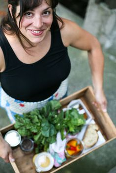 Amy Pennington runs an urban gardening business called GoGo Green that installs gardens for city dwellers. Her cookbook incorporates many tips on how to grow your own kitchen garden and teaches a kitchen economy for …