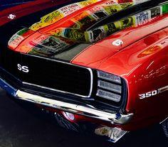 69 Camaro SS/RS