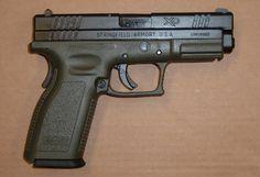springfield xd 43, 40 caliber