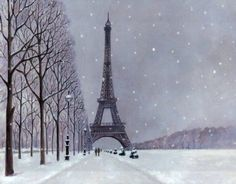 paris, snow, and france image Paris Snow, Paris Winter, Winter Time, Winter Snow, Paris Eiffel Tower, Tour Eiffel, Beautiful World, Beautiful Places, Eiffel Tower Drawing