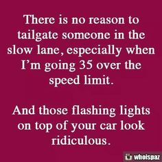 Lol!!!!!!......the old me when I had so many speeding tickets...I just loved the exhilaration but not the consequences...still...if I had a convertable classic  super sport camero......b♡