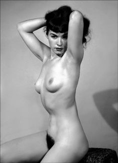 Advise you bettie page nude outdoors