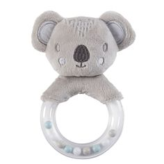 Teething Gel, Baby Boy, Babys, Favorite Things, Products, Gray, Baby Toys, Baby Rattle, Koalas